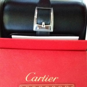 Cartier Black Clutch