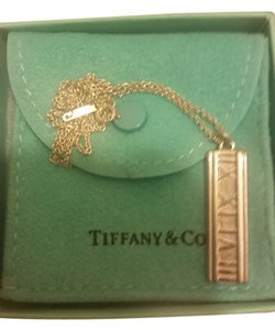 Tiffany & Co. Tiffany Atlas collection pendant in sterling silver