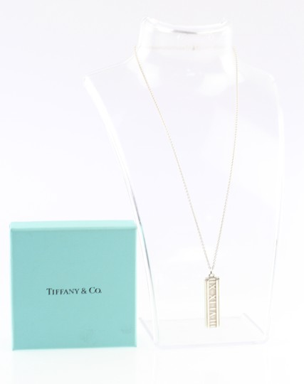 Tiffany & Co. Atlas Bar Pendant