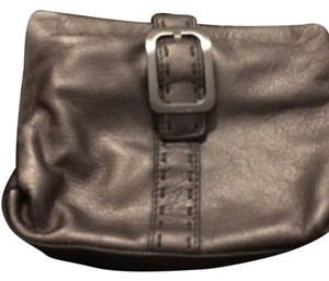 Cole Haan Pewter Clutch