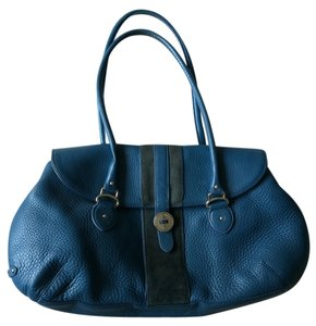 Cole Haan Cobalt Blue Bag - Satchel