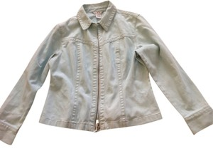 CAbi Light blue Womens Jean Jacket