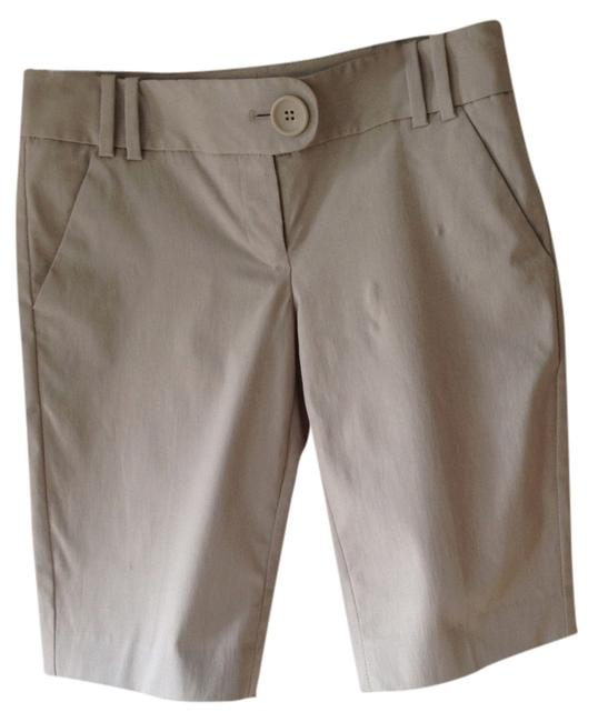 The Limited Capris Beige