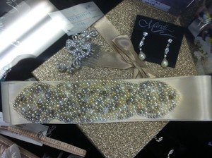 Bridal Belt (handcrafted)
