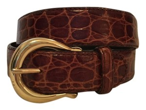 Liz Claiborne Embossed Croc/Gator Leather