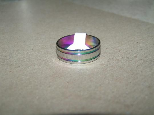 Multi Colored Bogo Free Mix Match Unisex Rainbow Free Shipping Ring
