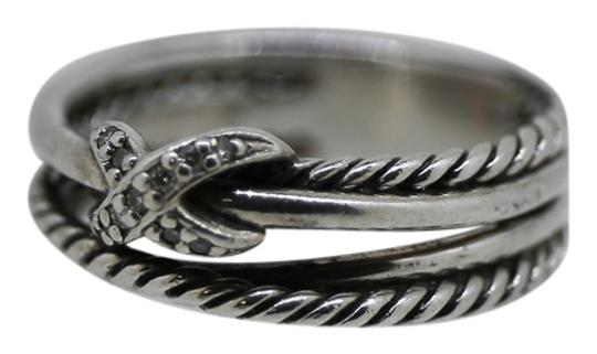 Preload https://img-static.tradesy.com/item/8957326/david-yurman-sterling-silver-x-crossover-with-diamonds-size-65-ring-0-3-540-540.jpg