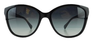 Dolce&Gabbana New Dolce & Gabbana DG 4162P 501/8G Black Acetate Gradient Full-Frame Sunglasses 56mm Italy