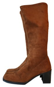 Santana Canada Midcalf Suede Brown Boots