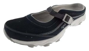 Ryka Walking Comfort Lightweight Sketcher Nursing Navy Athletic
