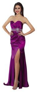 Crush Prom Strapless Dress