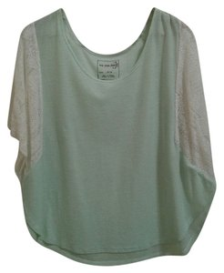 Free People Boho Lightweight Top Mint