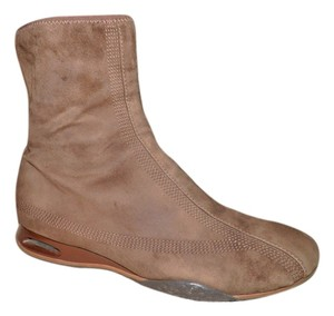 Cole Haan Suede Comfortable Brown Boots
