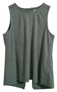 Madewell Structured Top Grey
