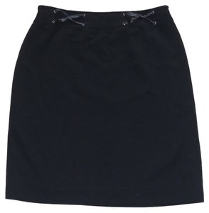 Jones New York Mini Skirt Black