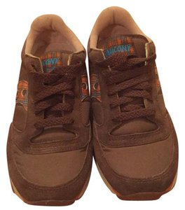 Saucony Brown Athletic