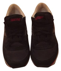 Saucony Black and red Athletic