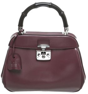 Gucci Satchel in Purple