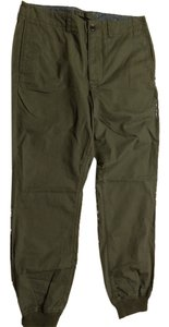J.Crew Relaxed Pants Green