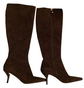 Via Spiga Brown sude Boots