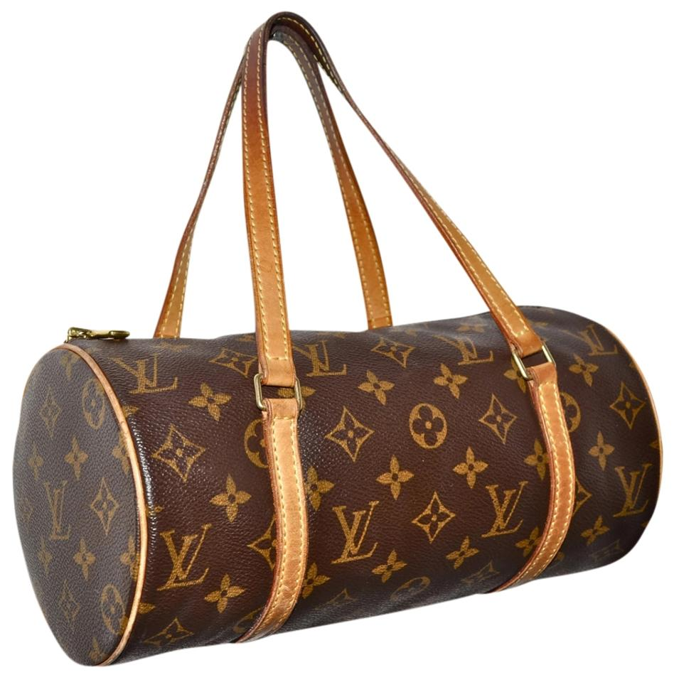 6247a04836c5 Louis Vuitton Lv Papillon Papillon 26 Monogram Barrel Barrel Purse Handbag  Hand Pocketbook Designer Designer Handbag ...