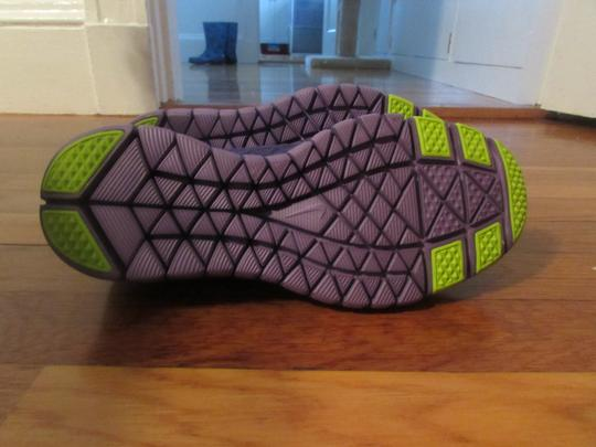 Nike Sneakers purple with purple laces Athletic