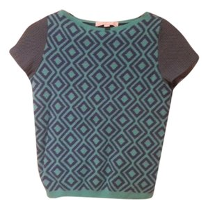Ann Taylor LOFT Turquoise Sweater
