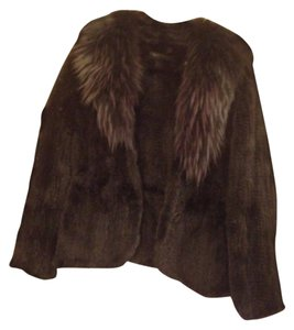 Knitted Mink Coat Fur Coat