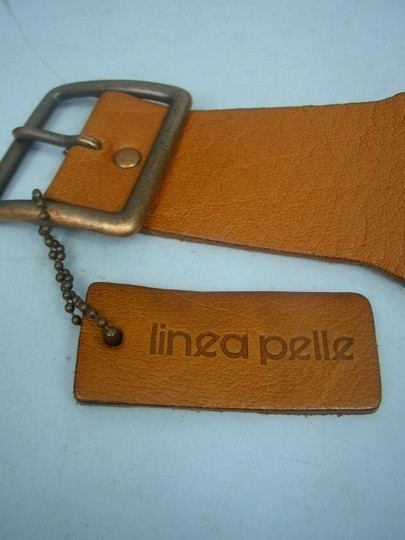 Linea Pelle Has original leather hang tag