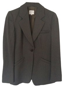 Armani Collezioni Armani Collezioni Antinea SRL Size 6 One Button Women's Pant Suit
