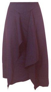 Escada Wool Navy Skirt