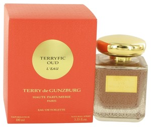 Terry De Gunzburg Terryfic Oud L'eau Womens Perfume 3.33 oz 100 ml Eau De Toilette Spray