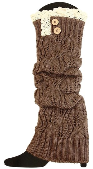 Preload https://img-static.tradesy.com/item/8970328/brown-and-beige-knitted-lace-top-button-accent-leg-warmer-boot-boot-topper-socks-0-1-540-540.jpg