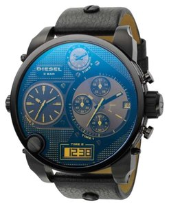 Diesel Diesel Men Four Time Dial Oversize Watch DZ7127