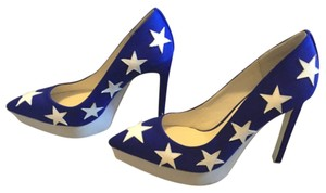 Jeffrey Campbell Blue Star Pumps
