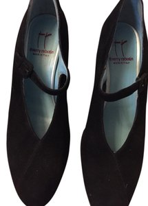 Thierry Rabotin Black Pumps