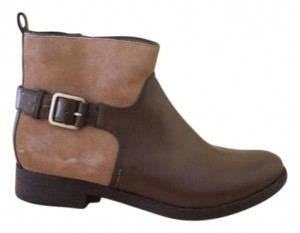Rosegold Shoes Brown/Tan Boots