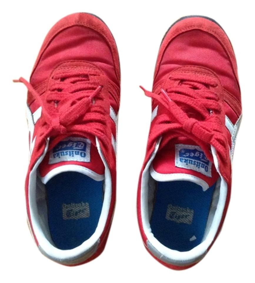 size 40 9a5b5 fcf2c Red Sneakers