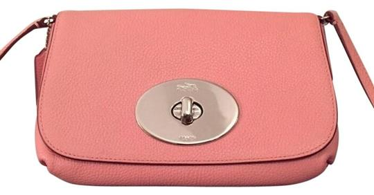 Preload https://img-static.tradesy.com/item/8977132/coach-52896-pink-pebbled-leather-cross-body-bag-0-3-540-540.jpg
