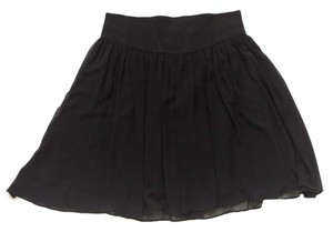 Zara Breezy Formal Skirt Black