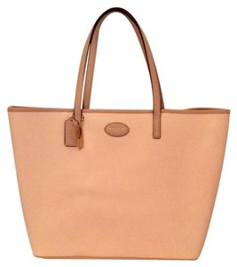 Coach Metro New With Tags Tote in Peach Bisque