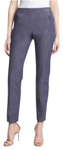 Trina Turk Capri/Cropped Pants Blue