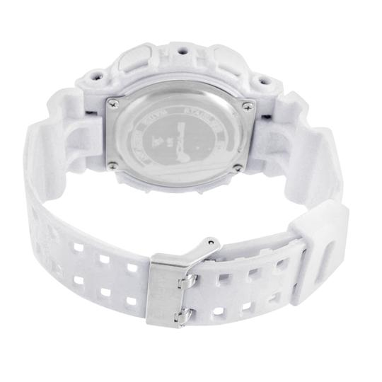 Other White Blue Shock Resistant Sports Mens Watch Digital-Analog Spots Edition Sale