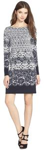 Michael Kors short dress Black White Grey Alderton on Tradesy