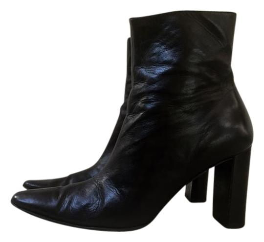 Preload https://img-static.tradesy.com/item/8979550/black-leather-bootsbooties-size-us-7-0-2-540-540.jpg