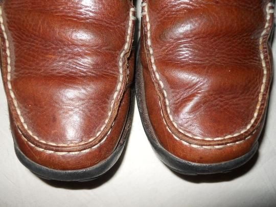 Cole Haan Leather brown Mules
