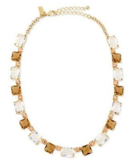 Kate Spade NEW Kate Spade Formal Facets Necklace NWT