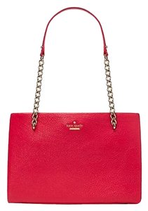 Kate Spade Emerson Place Small Phoebe Red Shoulder Bag