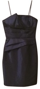 Max and Cleo Above Knee Pleating At Waist Elegant Classic Dress