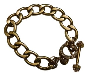 Juicy Couture Juicy couture charm link bracelet